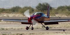 Vans RV-7A (Ken's Aviation) Tags: arizona coolidge vans flyin rv7 n647rv