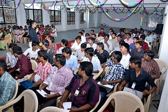 October 20th, 2013: Mobility Talk @ Indra Ganeshan College of Engineering