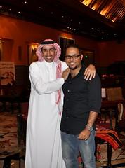هاني أبوالجدايل و الفنان فايز المالكي (هاني أبوالجدايل) Tags: المالكي هاني فايز أبوالجدايل