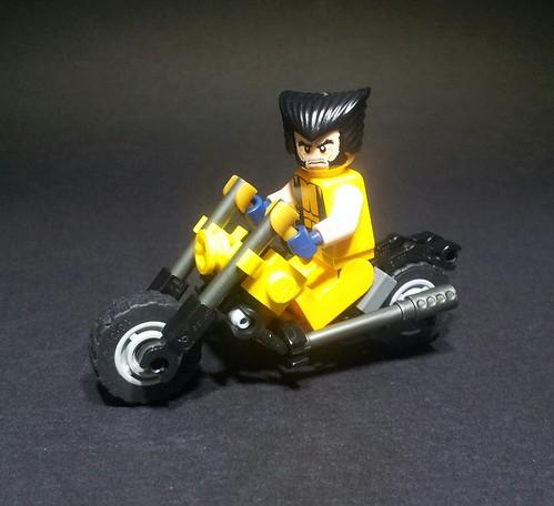 Wolverines X bike