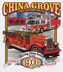 "China Grove Fire Department - China Grove, NC • <a style=""font-size:0.8em;"" href=""http://www.flickr.com/photos/39998102@N07/12226319745/"" target=""_blank"">View on Flickr</a>"