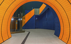 U-Bahn (epemsl) Tags: münchen ubahn marienplatz