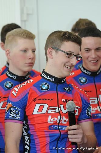 Ploegvoorstelling Davo Cycling Team (109)