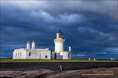 Faro de Chanonry, Escocia (Anna & Oskar) Tags: travel viaje lighthouse canon faro scotland highlands escocia fortgeorge reinounido gbr blackisleward
