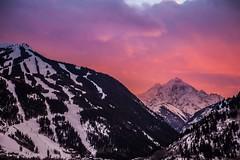 Pyramid peak near Aspen Colorado last night at sunset (tmo-photo) Tags: fav50 fav20 fav30 fav10 fav100 fav40 fav60 fav110 fav90 fav150 fav170 fav80 fav70 fav120 fav140 fav160 fav180 fav190 fav130 uploaded:by=flickrmobile flickriosapp:filter=nofilter