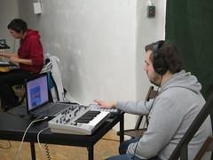 """Workshop: Sound / Sound design / Sound handling • <a style=""""font-size:0.8em;"""" href=""""http://www.flickr.com/photos/83986917@N04/12877382155/"""" target=""""_blank"""">View on Flickr</a>"""