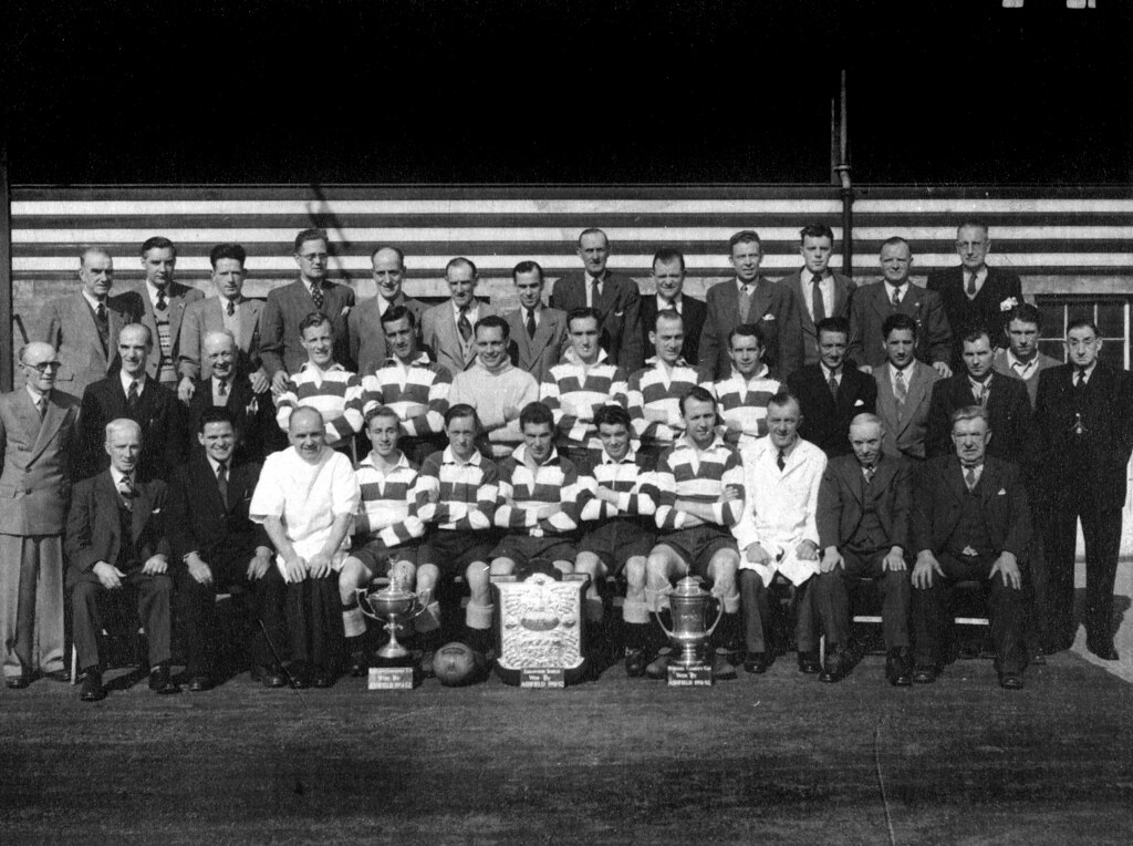 Ashfield Football Club Season 1951-1952