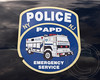 PAPD Port Authority Police Emergency Service Decal, New Jersey-New York (jag9889) Tags: newyork sign newjersey nj police decal department 2012 portauthority bergencounty esu emergencyserviceunit panynj papd portauthorityofnewyorkandnewjersey portauthorityofnynj jag9889 y2012