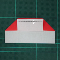 วิธีการพับกระดาษเป็นรูปเปียโน (Origami Piano) 009