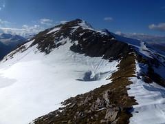 Ridge to Saileag (threejumps) Tags: winter mountain snow scotland highlands ridge summit munro arrete