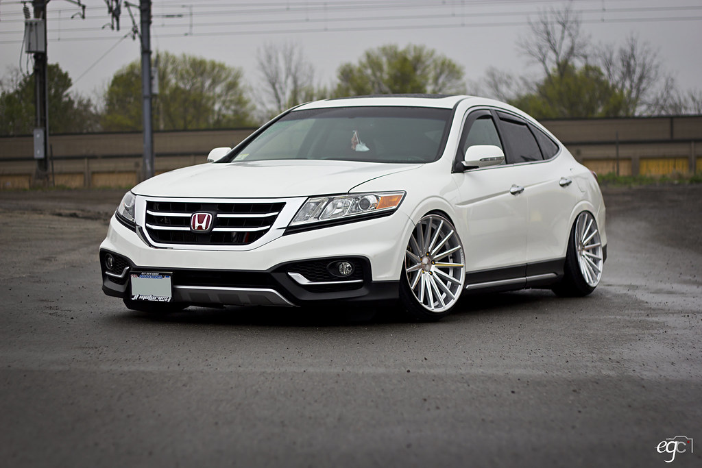 Honda Crosstour Vossen >> The World's most recently posted photos of crosstour and jdm - Flickr Hive Mind