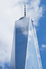 Freedom Tower (SamuelWalters74) Tags: newyorkcity manhattan worldtradecenter financialdistrict freedomtower 1worldtradecenter 1wtc oneworldtradecenter
