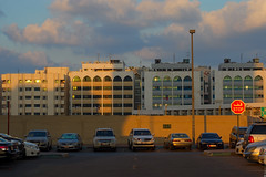 Cars (engine9.ru) Tags: sunset sun clouds buildings ngc uae abudhabi abu dhabi koyaanisqatsi