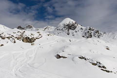 Champagny (happy.apple) Tags: winter snow france geotagged skiing offpiste rhnealpes champagnyenvanoise skiing2015