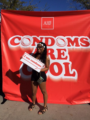 International Condom Day 2015: USA - Las Vegas, NV