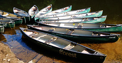 uk summer water wales river boat kayak canoe pembrokeshire