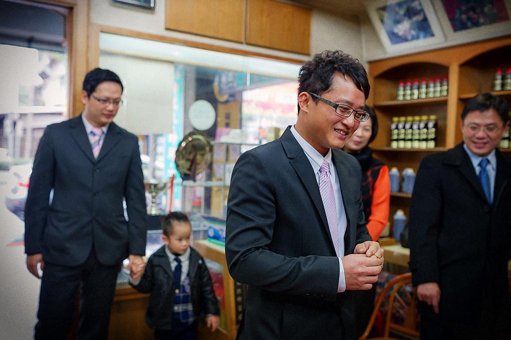 明政&安琳Wedding-096