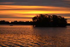 Sunrise in Pihlava island, Lake Pyhjrvi, Skyl, 20110904 (RainoL) Tags: morning autumn lake st sunrise finland geotagged september fin 2011 skyl pyhjrvi satakunta pihlava 201109 20110904 geo:lat=6103755300 geo:lon=2233318900