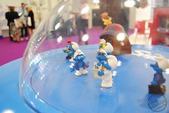 Toy Fair 2015 Schleich Smurfs 07 (IdleHandsBlog) Tags: toys smurfs cartoons collectibles schleich uktoyfair2015