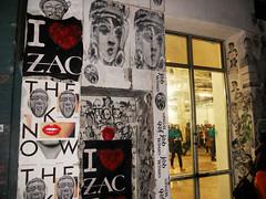 Public Display (concerned citizens for truth in advertising) Tags: show streetart zine art poster chalk gallery performance valentinesday 2015 zacposen jasonmamarella dwkrsna hashhalper jibbwibbles newyorkromantics lowereastsidemanhattannewyork