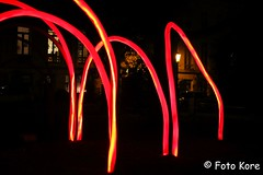 Amsterdam Light Event 2 (FotoKore) Tags: street city light abstract color art netherlands colors amsterdam outside photography licht fotografie nederland streetphotography event minimalism straat kleuren minimalisme lightevent heevix fotokore amsterdamlightevent heevixphotography