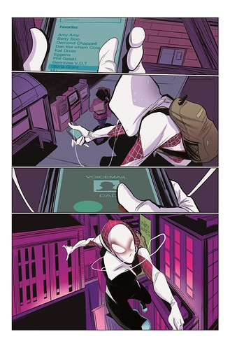 "Spider-Gwen_1_Preview_3 • <a style=""font-size:0.8em;"" href=""http://www.flickr.com/photos/118682276@N08/16433086662/"" target=""_blank"">View on Flickr</a>"