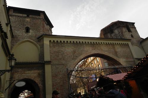 Portões medievais