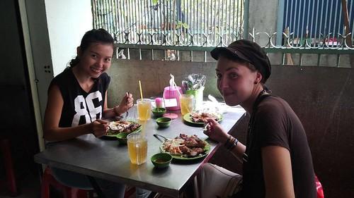 Avec Trang, Vietnam