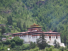 Another large monastery in the valley!