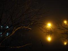 PC252217 (robotbrainz) Tags: fog night pennsylvania foggy pa lehighvalley greenpond bychristine bethlehemtownship olympusomdem10