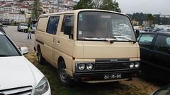 1987 Nissan Urvan (Nutrilo) Tags: nissan 1987 urvan