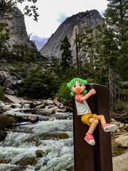 IMG_8529.jpg (edcool1_1) Tags: california unitedstates us yosemite yosemitenationalpark yotsuba yotsubato revoltech yotsubayosemite         misttrail vernalfalls johnmuirtrail