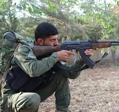 Kurdish YPG Fighter (Kurdishstruggle) Tags: war fighter military rifle revolution syria warrior combat revolutionary struggle ak47 kurdistan azadi syrien kurdish kurd kurds militarymen krt rojava ypg kurden suriye freedomfighter kmpfer pyd militaryforces efrin warphotography qamishlo qamislo freekurdistan freiheitskmpfer resistancefighter kobani asayish kurdishregion berxwedan kurdishfighters kurdishforces syriakurds syrianwar asayis kurdishfreedomfighters kurdisharmy yekineynparastinagel kurdssyria kurdischekmpfer rojavayekurdistan servanenypg ypgrojava kurdishmilitary kurdsisis krtsuriye kobane ypgkobani ypgkurdistan ypgfighters westernkurdistan ypgforces ypgkmpfer