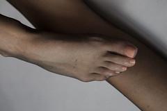 IMG_0940 (fishnet1966) Tags: black feet girl skinny foot legs tights pantyhose nylon