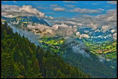 Clouds formation above the Simmental.   Canton of Bern , Switzerland.All'alba vincer! .No. 8772. (Izakigur) Tags: liberty hope schweiz switzerland suisse suiza swiss feel stormy bern svizzera berne lepetitprince thelittleprince berna musictomyeyes berneroberland sussa suizo myswitzerland lasuisse nikond700 nikkor2470f28 izakigur suisia laventuresuisse