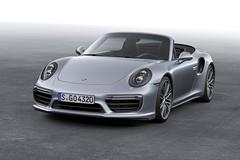 Porsche 911 Turbo Cabriolet 991.2