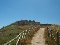 Castello Barbaro (sctkirk) Tags: castle sicily sicilia