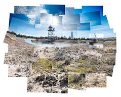 Keskiniemi (Janne Herva) Tags: lighthouse building landscape moss spring sand hey shore maisema mökki rakennus sammal kevät hiekka majakka kollaasi heinät culturelandscape kuvakooste rannikkomaisema kollach rakennettuympäristö