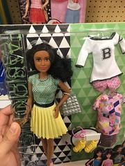 Fashionistas+ fashions set are at Target! (Christo3furr) Tags: color fashion doll dolls fashionista mattel aa