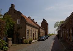 Megen - Torenstraat (grotevriendelijkereus) Tags: road street holland netherlands town village nederland center historic brabant stad dorp weg noord historisch plaats megen binnenstad
