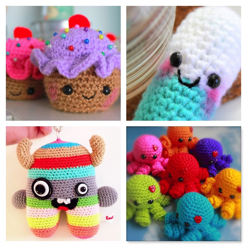 Amigurumi Octopus Tutorial : The Worlds most recently posted photos of amigurumi and ...