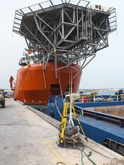 Lewek Toucan (thulobaba) Tags: industry port boat toucan construction ship offshore vessel calibration quay gas oil berth surveying dsv gnss lewek
