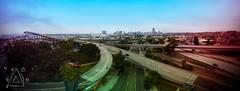 Path to Chicano Park (gorilladigital1) Tags: park bridge 3 san 5 diego abraham freeway logan phantom coronado heights barrio chicano barrera dji djiphantom gorilladigital
