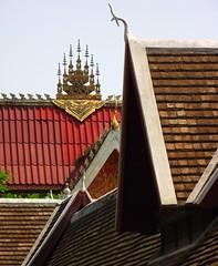 VIANG CHAN VENTIANE ROOF (patrick555666751) Tags: viang chan ventiane roof toit tejados lao laos asie asia du sud est south east viangchanventianeroof