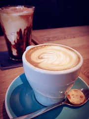 Coffee from Sunday Folks in Holland V (Rachel Toh) Tags: food coffee beverage indoor drinks latte cappuccino sundayfolks
