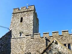 All Saints, Burmarsh (grassrootsgroundswell) Tags: church kent churchtower englishparishchurch burmarsh