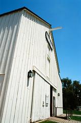 Stable (glen.humphrey) Tags: california sandiego stable oldtownsandiego contaxaria kodakektar100