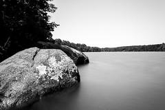 buzzard rock (D.N.Cphotos) Tags: longexposure blackandwhite photography nikon rocks dncphotos d3100