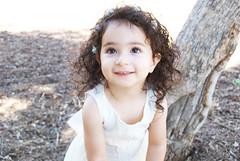 Gianna_0059 (Ciara*) Tags: girl kid toddler smiles cutie niece sunflower