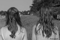 Graduation Hair (aka Buddy) Tags: summer portrait bw nj og fairhaven 2016